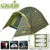 Палатка 3-х местная NORFIN ZIEGE 3 - миниатюра