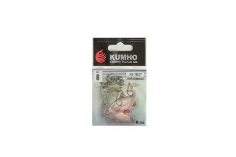 Крючок KUMHO (кол-во 10 шт.) KH-11027(BN)