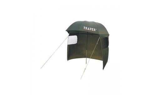 Зонт рыболовный Traper со шторкой 250 см