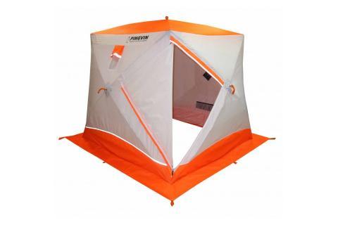 Палатка зимняя ПИНГВИН Призма BRAND NEW (двухслойная, 185х200)