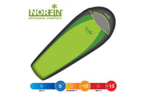 Спальный мешок NORFIN LIGHT 200 NF L