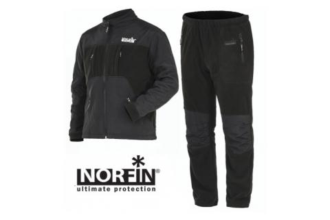 Костюм флисовый  NORFIN POLAR LINE 2 Gray