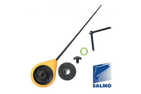 Удочка зимняя SALMO SPORT 24,3 см жёлтая