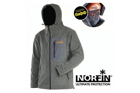 Куртка флисовая NORFIN ONYX (В подарок БАФФ)