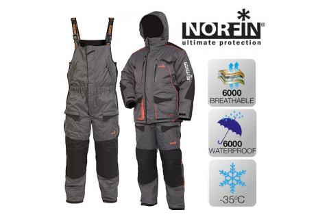 Зимний костюм NORFIN DISCOVERY GRAY