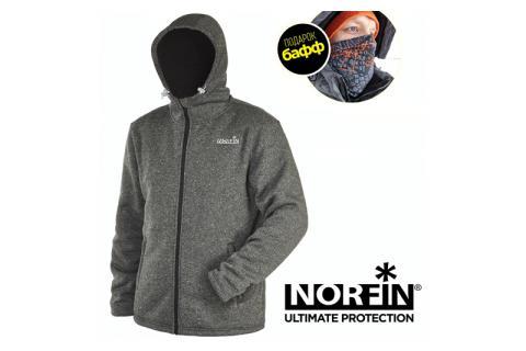 Куртка флисовая NORFIN CELSIUS (В подарок БАФФ)