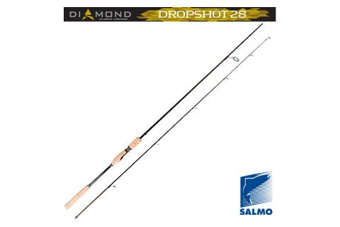 Спиннинг Salmo DIAMOND DROP SHOT 28 2,10 (м) тест 10-28 (г)