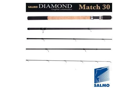 Матчевое удилище Salmo DIAMOND MATCH 30 (4,2 м)