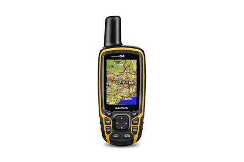 Туристический навигатор Garmin GPSMAP 64 (Общемировой)