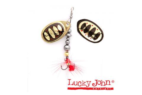Вращающаяся блесна Lucky John Bonnie Blade LJBB02-001