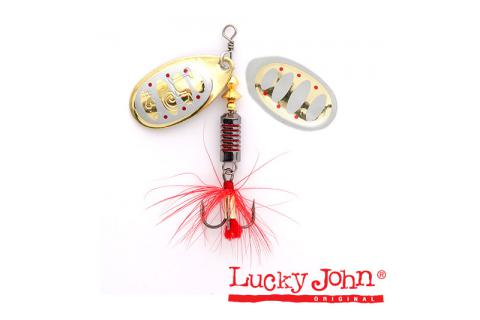 Вращающаяся блесна Lucky John Bonnie Blade LJBB03-002