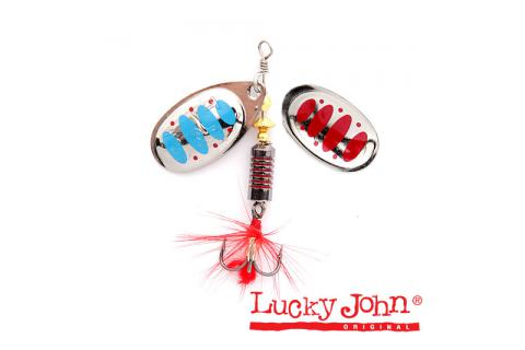 Вращающаяся блесна Lucky John Bonnie Blade LJBB04-003