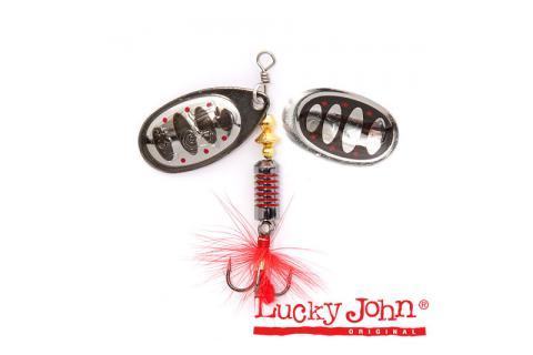 Вращающаяся блесна Lucky John Bonnie Blade LJBB02-004