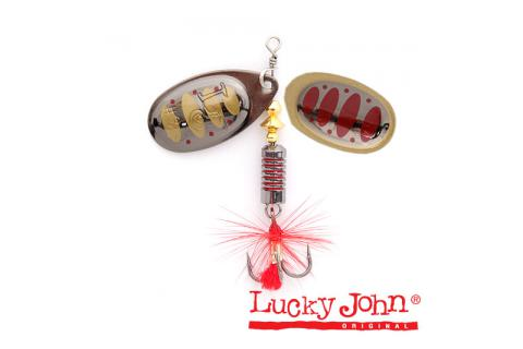 Вращающаяся блесна Lucky John Bonnie Blade LJBB03-005