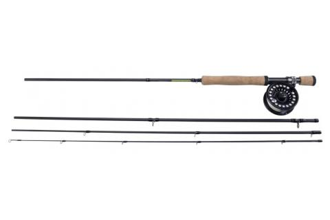 Набор для нахлыста Shakespeare Sigma 9ft 6wt 4pc Fly Combo (2,70 м)