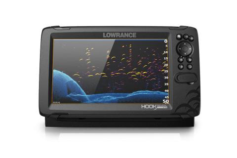 Эхолот Lowrance Hook Reveal 9 TripleShot  РУСИФИЦИРОВАН