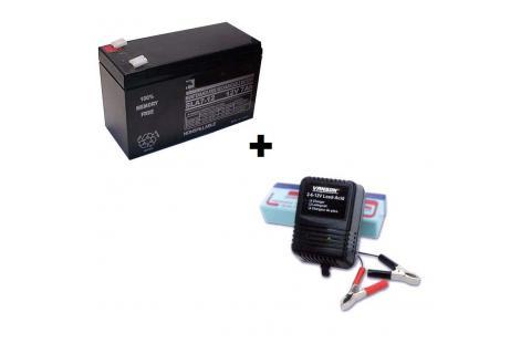 Зарядное устройство Vanson + АКБ Casil CA1270 12V 7Ah (при покупке эхолота)