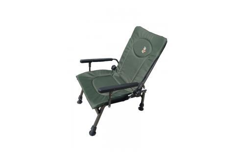 Кресло карповое складное Elektrostatyk F5R (New)