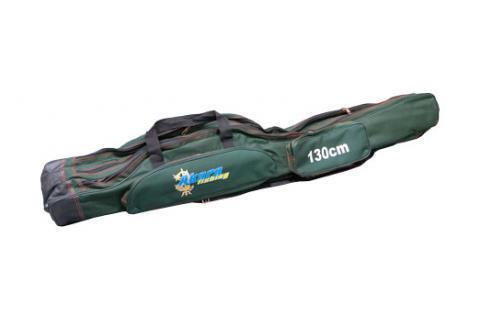Чехол для удочки AKARA Fishing люкс с катушкой