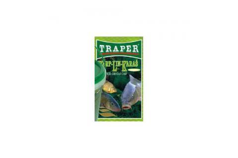 Прикормка Traper Карп-Линь-Карась 1 кг