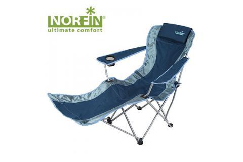 Кресло складное с подножкой Norfin LARVIK NFL