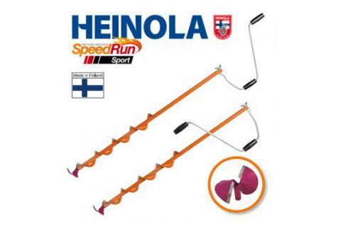 Ледобур HEINOLA SpeedRun Sport