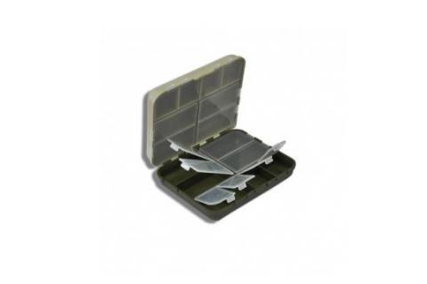 Коробка пластмассовая Salmo двойная 16 ячеек