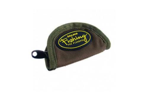 Чехол-сумка для мормышек на молнии SALMO