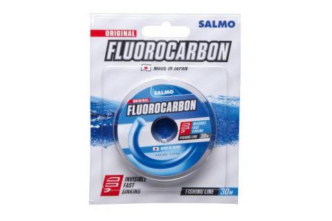 Леска монофильная  SALMO Fluorocarbon 030/008