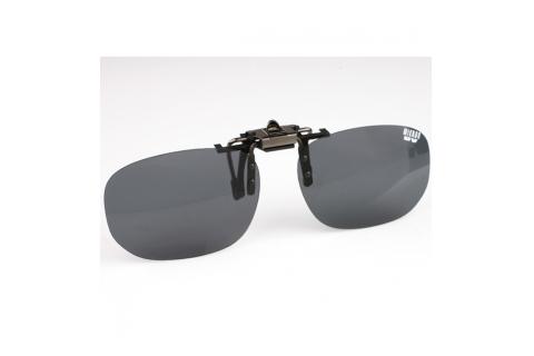 Поляризационная накладка на очки MIKADO (цвет линз серый)