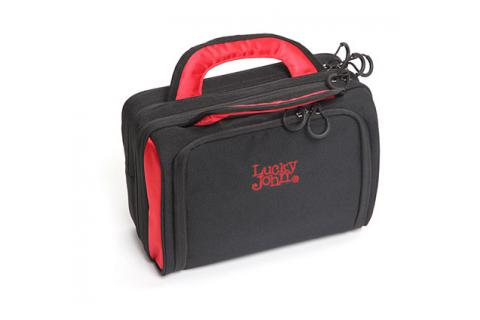 Сумка рыболовов. Lucky John  STREET FISHING TACKLE BAG