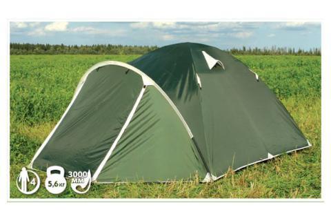 Палатка летняя Comfortika Pamir 4