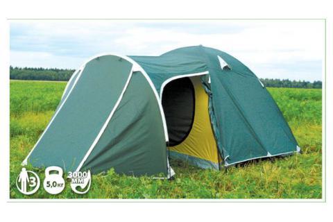 Палатка туристическая летняя Comfortika Trial 3 Plus