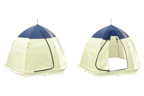 Палатка зимняя зонт COMFORTIKA (2,3 х 1,5 х 2,0 м)