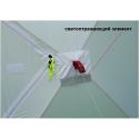Палатка зимняя ЛОТОС КУБ 3 Компакт ЭКО - ракурс 4